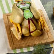 poulet bio effilé