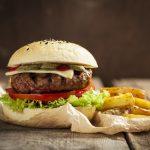 Hamburger de canard